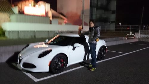 すべてのモデル アルファ ロメオ 4c 納車 : tantan-02.blog.so-net.ne.jp